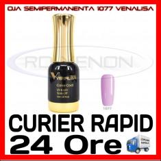 OJA SEMIPERMANENTA (PERMANENTA) CANDY TARO #1077 VENALISA - MANICHIURA UV