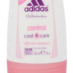 Antiperspirant Adidas Control Dama 50ML