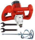 Amestecator vopsea/mortar Einhell TC-MX 1400 E, 1400 W(mixer)