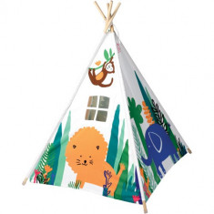 Cort Teepee In the Jungle - Casuta copii