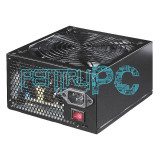 Sursa ULTRON Eco Force 620W 6 x SATA PCI-Express Vent 140mm PFC Activ GARANTIE!