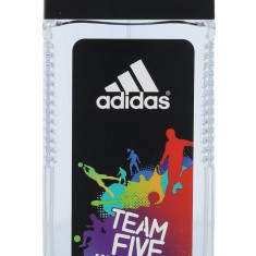 Deodorant Adidas Team Five Barbatesc 75ML - Antiperspirant barbati