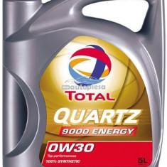 Ulei motor TOTAL Quartz 9000 Energy 0W30 5L 151522