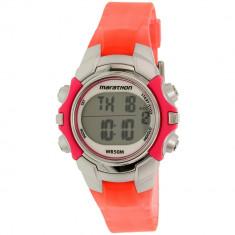 Ceas Timex dama Originals T5K808 roz Plastic Quartz - Ceas dama