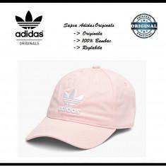 In Stoc! Sapca Adidas Originals - Originala - Reglabila - Bumbac - Detalii anunt - Sapca Dama