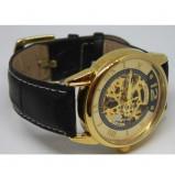 Ceas Goer automatic / Mecanic lux barbati gold GO2404, Lux - elegant, Mecanic-Manual, Analog