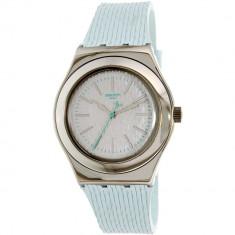 Ceas Swatch dama Irony YLS193 albastru Rubber Swiss Quartz - Ceas dama