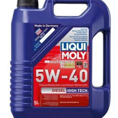 Ulei motor Liqui Moly Diesel Hightech 5W40 5L 2696