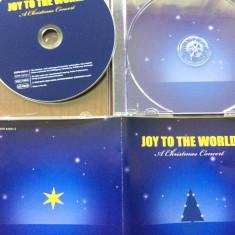 Joy to the world a christmas concert cd disc muzica clasica 2006 sony bmg music - Muzica Sarbatori