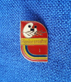 Insigna Pionier creator - I