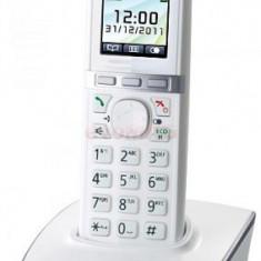 Telefon Fix Panasonic KX-TG8051FXW (Alb)