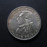 Franta - 100 Francs 1987 - Argint, Europa