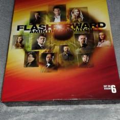 Flash Forward - Amintiri din viitor - Sezon complet, DVD, Romana