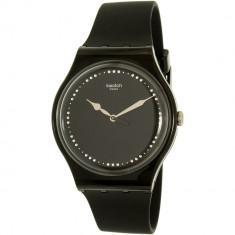 Ceas Swatch dama Originals SUOB131 negru Silicone Swiss Quartz - Ceas dama