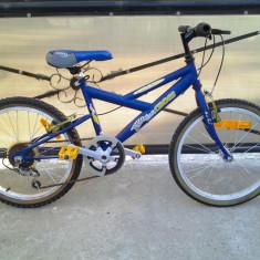 "Sun Cross / bicicleta copii 20"" (7-12 ani), 6"
