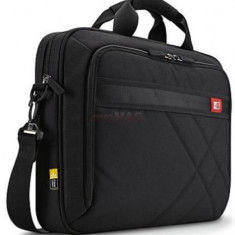 """Geanta Laptop Case Logic DLC117 17.3"""" (Neagra)"""