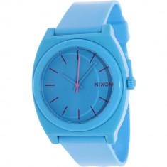 Ceas Nixon barbatesc Time Teller A119606 Blue Plastic Quartz - Ceas barbatesc