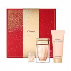 Cartier La Panthere Set (L) EDP 75ml + EDP 6ml +BL 100ml - Set parfum