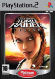 Lara Croft – Tomb Raider - LEGEND PLATINUM - PS2 [Second hand], Sporturi, 3+, Multiplayer