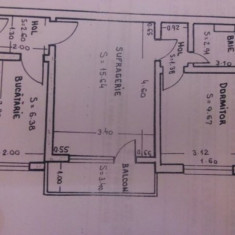 Casa de Cultura, apartament 2 camere, etaj 3, vanzari, Etajul 3
