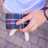 Husa din Textil pentru iPhone 7 si iPhone 8