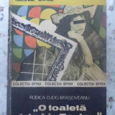 O Toaleta A La Liz Taylor - Rodica Ojog Brasoveanu, 415399 - Carte politiste