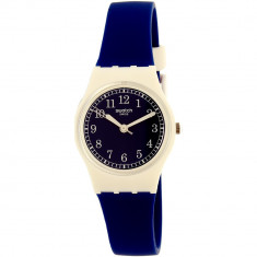 Ceas Swatch dama Squirolino LW152 alb Rubber Swiss Quartz - Ceas dama