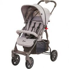Carucior Treviso 4 Woven Grey 2018 - Carucior copii 2 in 1 ABC Design
