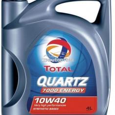 Ulei motor TOTAL Quartz 7000 Energy 10W40 4L 168833