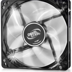 Ventilator Deepcool Wind Blade, 120mm (Led Alb) - Cooler PC