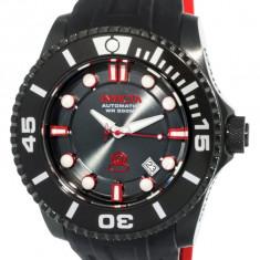 Ceas barbatesc Invicta Pro Diver 20205 negru Silicone Automatic 20205
