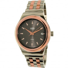 Ceas Swatch barbatesc Irony YIS405G auriu roze Stainless-Steel Swiss Quartz