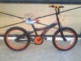 "BMX / Nitro Orange / Bicycle Teens /  bicicleta copii 18"" (5-9 ani), 6"