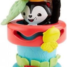 Joc abilitati Mattel DFP91 Fisher Price vas de flori (Multicolor) - Cartela Cosmote