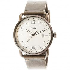 Ceas barbatesc Fossil The Commuter maro Japanese Quartz FS5341