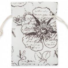 Punga cu imprimeu Flori EM84103
