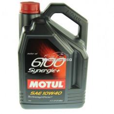 Ulei motor Motul 6100 Synergie+ 10W40 5L 6100 SYNERGIE+ 10W40 5L