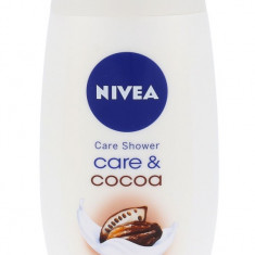 Gel de dus Nivea Care & Cocoa Dama 250ML