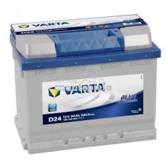 Acumulator baterie auto VARTA Blue Dynamic 60 Ah 540A 5604080543132