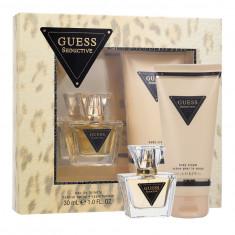 Apa de toaleta GUESS Seductive Dama 30ML Edt 30ml + 200ml body cream - Parfum femeie