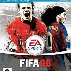 FIFA 08 - PS2 [Second hand] - Jocuri PS2, Sporturi, 18+, Multiplayer