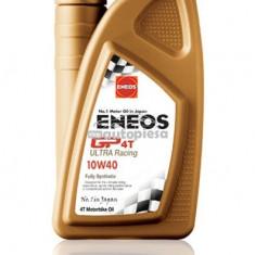 Ulei motor pentru motociclete ENEOS GP4T Ultra Racing 10W40 1L E.GP10W40/1