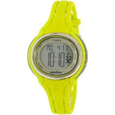Ceas Timex dama Ironman TW5K97700 verde Silicone Quartz - Ceas dama