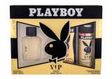 Apa de toaleta Playboy VIP For Him Barbatesc 60ML Edt 60 ml + Shower Gel 250 ml + Deodorant 150 ml