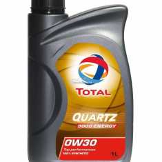 Ulei motor TOTAL Quartz 9000 Energy 0W30 1L 166249
