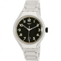 Ceas Swatch barbatesc Xlite YES4011AG argintiu Plastic Swiss Quartz
