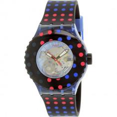 Ceas Swatch dama Originals SUUN100 multicolor Rubber Quartz