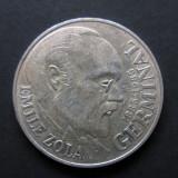 Franta - 100 Francs 1985 - Argint, Europa