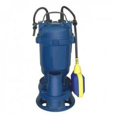 Pompa submersibila cu tocator pentru hazna 550W  10000L/h 2 toli, Pompe submersibile, de drenaj