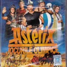 Asterix la Jocurile Olimpice, DVD, Romana